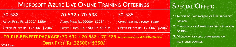 azure certifications packages azure online tutorial