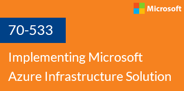Microsoft Azure 70-533 Training